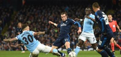 Liga Mistrzów: Manchester City zremisował z Realem Madryt