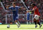 Manchester United vs. Chelsea Londyn - mecz piątej kolejki Premier League