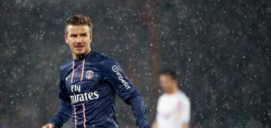 David Beckham ogłosił zakończenie kariery -
