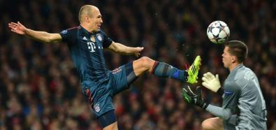 Robben opluł Sagnę! Bayern straci piłkarza?