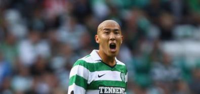 Cha Du-Ri - bezmyślny samobój piłkarza w meczu Rennes vs. Celtic