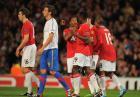Manchester United vs. FC Basel - mecz 2. kolejki Ligi Mistrzów