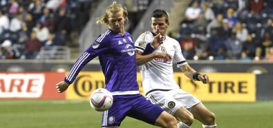 Brek Shea - piękna bramka w meczu ligi MLS