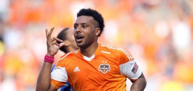 Giles Barnes - luzacki gol w meczu Houston vs Seatle