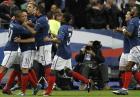 Piłka nożna: Francja pokonała Serbię