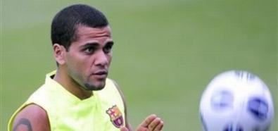 Dani Alves chce zostać w FC Barcelonie