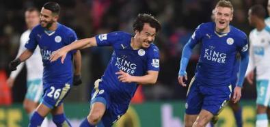 Genialna przewrotka w meczu Leicester vs Newcastale