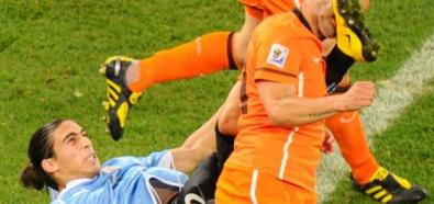 Piłka nożna - chamski i brutalny sport