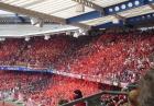 El. Euro 2012: Szalony kibic obejrzał mecz z ławki trenerskiej