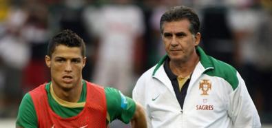 Carlos Queiroz i Ronaldo