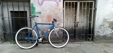 Ostre koło, czyli rower torowy w miejskiej przestrzeni