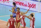 Polki vs. Rumunki - mecz Mistrzostw Europy siatkarek