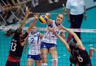 Rosjanki vs. Turczynki - spotkanie Mistrzostw Europy siatkarek