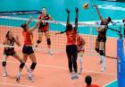Turczynki vs. Hiszpanki - spotkanie Mistrzostw Europy siatkarek