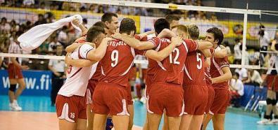 Reprezentacja Polski w siatkówce mężczyzn