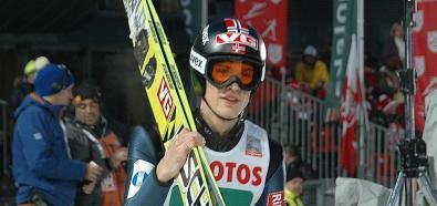 PŚ: Daniel-Andre Tande wygrał w Klingenthal. Stoch zawiódł