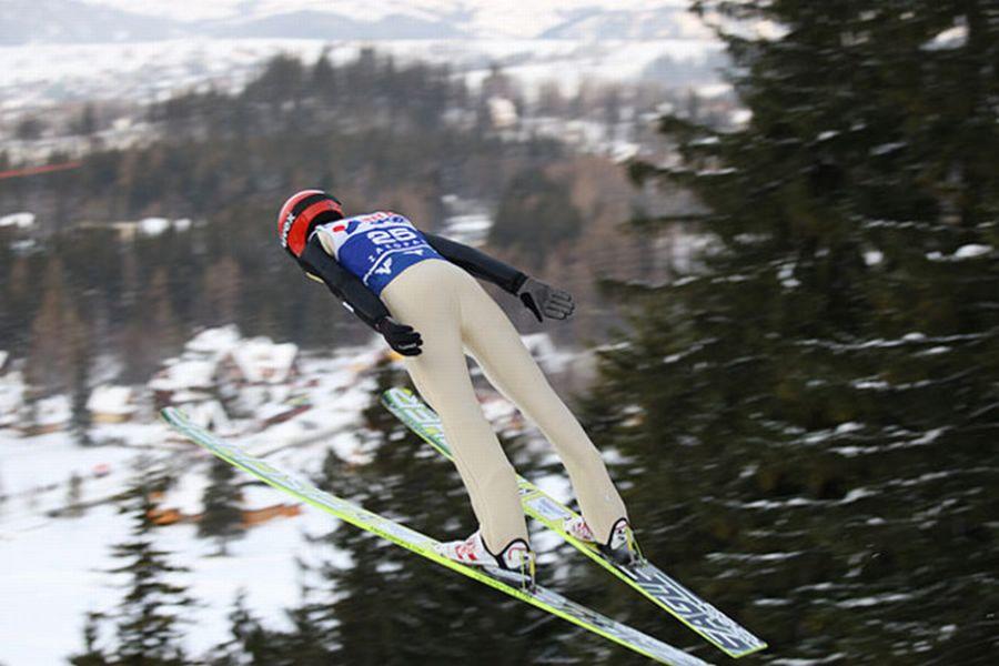 Zakopane, skoki narciarskie