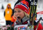 Justyna Kowalczyk druga w biegu na 30 km techniką dowolną w Oslo