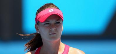 WTA w Indian Wells: Agnieszka Radwańska w ćwierćfinale, krecz Jamie Hampton