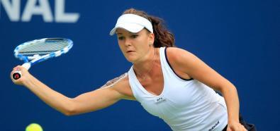 WTA: Agnieszka Radwańksa pokonała Jamie Hampton