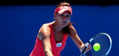 WTA Doha: Agnieszka Radwańska wygrała z Anastasią Rodionovą