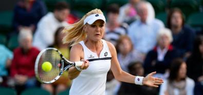 Agnieszka Radwańska w ćwierćfinale turnieju WTA w Indian Wells