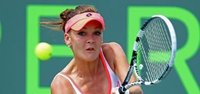 WTA: Radwańska nominowana do nagrody za uderzenie roku 2013