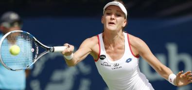 Agnieszka Radwańska na podium rankingu WTA