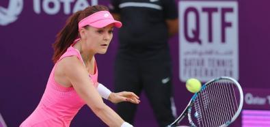Agnieszka Radwańska nie zagra w finale WTA Sttutgart
