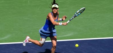 Agnieszka Radwańska w IV rundzie WTA w Miami