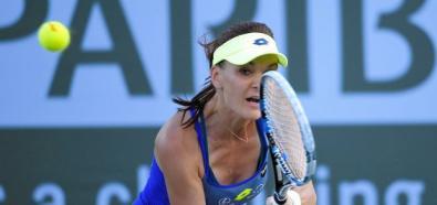 Agnieszka Radwańska niespodziewanie odpadła z WTA Miami