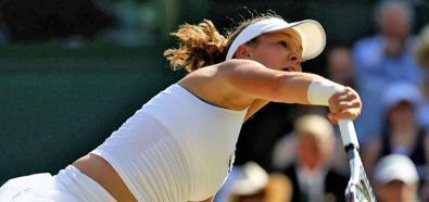WTA w Dausze: Agnieszka Radwańska pokonała Anne Keothavong