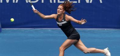 Agnieszka Radwańska w ćwierćfinale WTA Doha