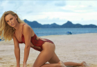 Caroline Wozniacki nago - wspaniała sesja dla Sports Illustrated