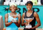 Serena i Venus Williams - French Open 2010