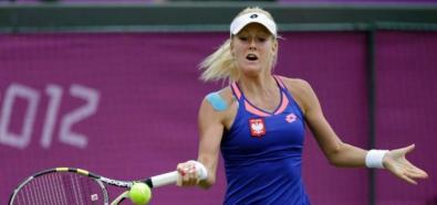 WTA Doha: Urszula Radwańska przegrała z Sereną Williams