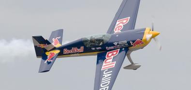 Red Bull Air Race - Szef Texas Motor Speedway w powietrzu