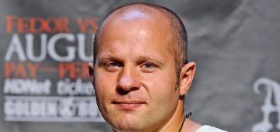 Fedor Emelianenko zakończył karierę sportową