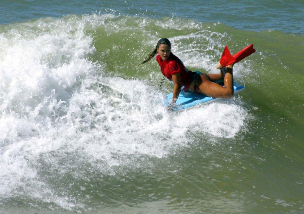 Bodyboarding, sporty wodne, woda