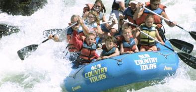 Rafting - gdzie i za ile