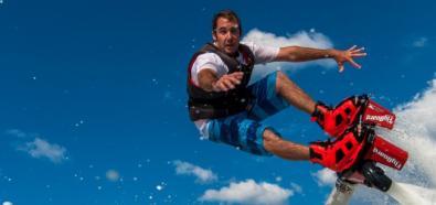 Flyboard - wodne szaleństwo