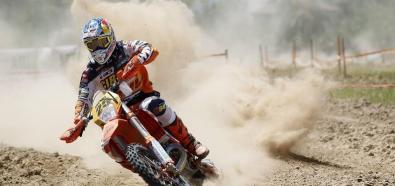 Adam Tomiczek nie ukończył GP Maroko w MŚ Enduro