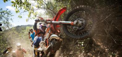 Alfredo Gomez wygrał Red Bull Minas Riders