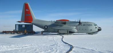 Praca na Antarktydzie
