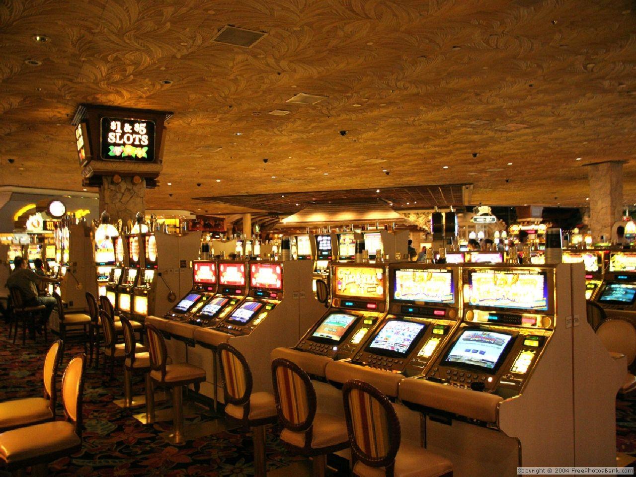 Варианты игры в казино