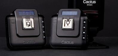 Cactus RF60X i Cactus V6 II