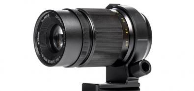 Mitakon 85 mm f/2.8 1-5X Super Macro Lens