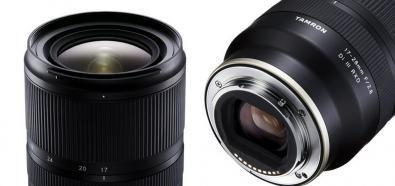 Tamron 17-28 mm f/2.8 Di III RXD