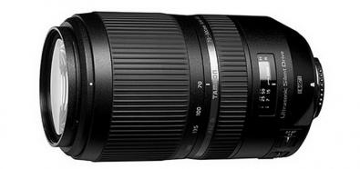 Tamron SP 70-300 mm f/4-5.6 Di VC USD