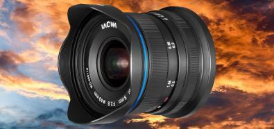 Laowa 9 mm f/2.8